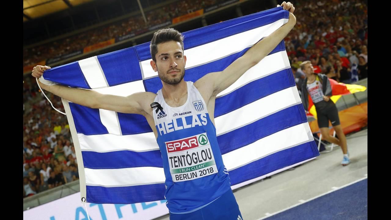 Συγχαρητήρια Βούτση στον «χρυσό» Τεντόγλου - CNN.gr