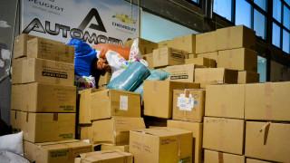 Φωτιά Αττική: Έκλεβαν τρόφιμα που συγκεντρώνονται για τους πυρόπληκτους