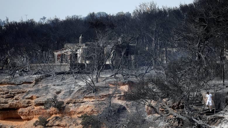 «Χειρότερα κι από εμπόλεμη ζώνη»: Η συγκλονιστική μαρτυρία φωτογράφου του AFP για το Μάτι