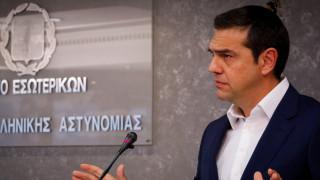 Την ίδρυση Εθνικής Υπηρεσίας Διαχείρισης Εκτάκτων Αναγκών ανακοίνωσε ο πρωθυπουργός
