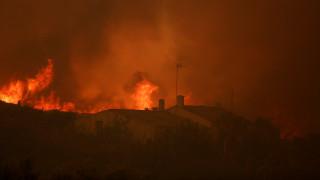 Καταλύτης των δασικών πυρκαγιών η υπερθέρμανση του πλανήτη, προειδοποιούν επιστήμονες