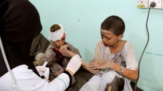 Υεμένη: 29 παιδιά σκοτώθηκαν σε επίθεση κατά λεωφορείου