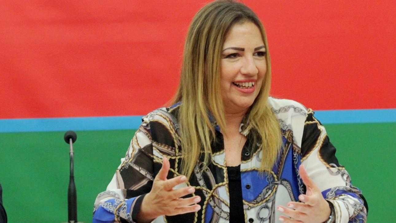 Συγχαρητήρια σε Στεφανίδη και Κυριακοπούλου από την Γεννηματά