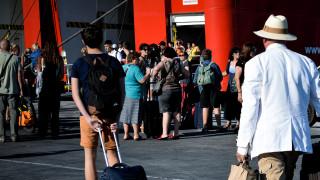 Δεκαπενταύγουστος: Αυξημένη η κίνηση στα λιμάνια