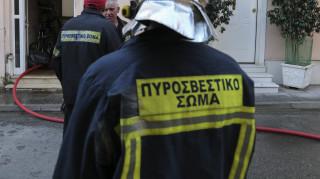 Θεσσαλονίκη: Βρέθηκε απανθρακωμένο πτώμα μέσα σε αυτοκίνητο