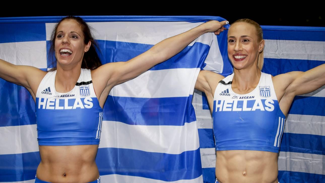 Ο πολιτικός κόσμος «υποκλίνεται» στους Έλληνες αθλητές