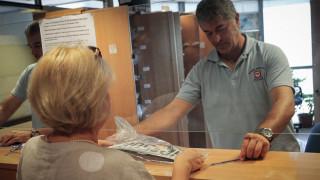 Δεκαπενταύγουστος: Άρχισε η επιστροφή πινακίδων