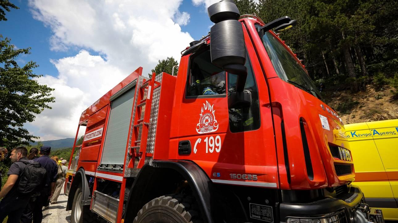 Έκτακτα μέτρα από το Δήμο Αθηναίων λόγω υψηλού κινδύνου πυρκαγιάς