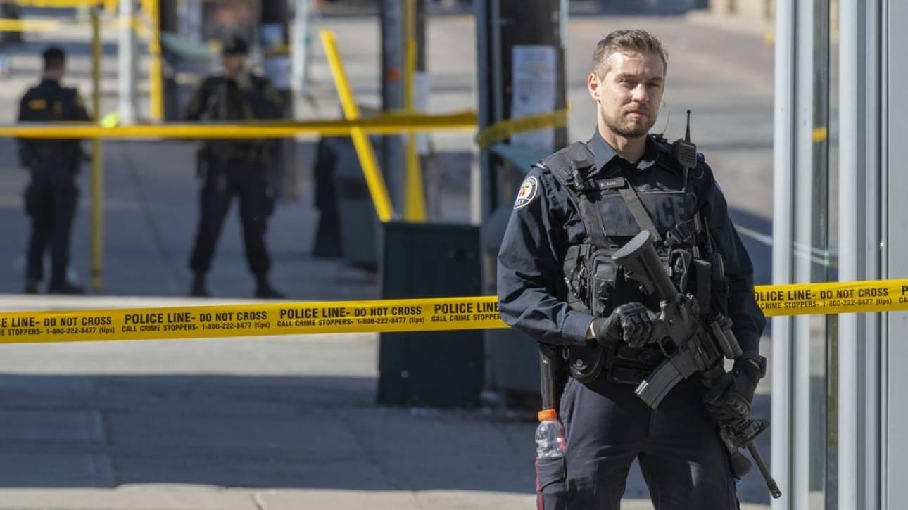 Συναγερμός για πυροβολισμούς στον Καναδά