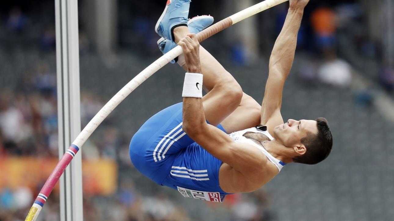 Στον τελικό του ευρωπαϊκού πρωταθλήματος ο Κώστας Φιλιππίδης