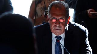 Αποδοκιμάζει τις νέες αμερικανικές κυρώσεις κατά της Μόσχας ο Λαβρόφ