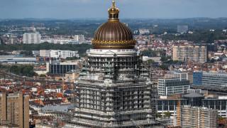 Το Παλάτι της Δικαιοσύνης απαλλάσσεται από τις σκαλωσιές μετά από 40 χρόνια