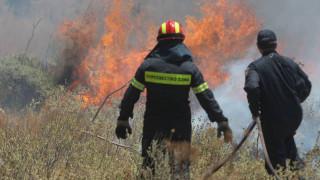 Υψηλός ο κίνδυνος πυρκαγιάς σήμερα και αύριο
