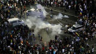 Δεκάδες χιλιάδες Ρουμάνοι στους δρόμους για δεύτερη μέρα