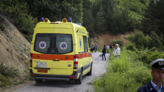 Αγρότες καταπλακώθηκαν από τα τρακτέρ τους στις Σέρρες