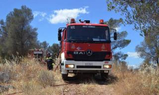 Πολύ υψηλός ο κίνδυνος πυρκαγιάς σήμερα σε Εύβοια και Αττική