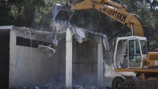 Φάμελλος: Τέλος Αυγούστου αρχίζουν οι κατεδαφίσεις αυθαιρέτων