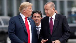 Ο Τραμπ βάζει στον… πάγο την πώληση των F-35 στην Τουρκία