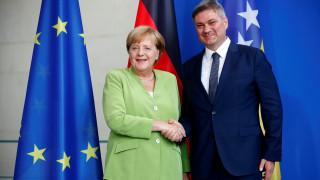 Μέρκελ: Οι διαπραγματεύσεις με την Ελλάδα για το μεταναστευτικό έχουν προχωρήσει αρκετά