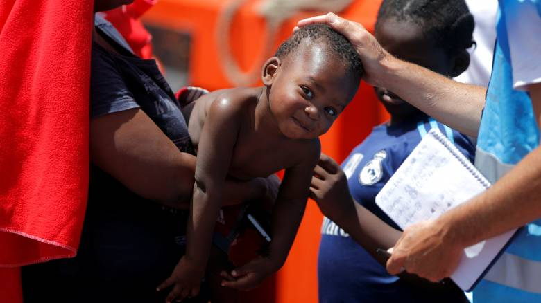Frontex: Σημαντική μείωση στις αφίξεις μεταναστών στην ΕΕ
