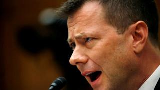 Πίτερ Στροκ: Απολύθηκε ο πράκτορας του FBI που έστελνε μηνύματα κατά του Τραμπ