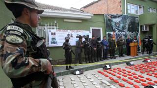 Βραζιλία: 1,3 τόνος κοκαΐνης κατασχέθηκε από ιταλικό πλοίο