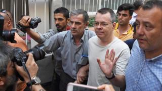 Νέα προσφυγή του Αμερικανού πάστορα Άντριου Μπράνσον σε τουρκικό δικαστήριο
