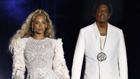 Beyoncé και Jay-Z αφιερώνουν τη συναυλία τους στην Αρίθα Φράνκλιν