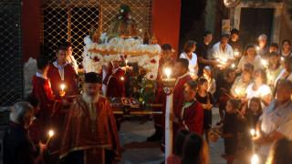 Δεκαπενταύγουστος: Λιτανείες στολισμένων επιταφίων και γαστρονομικά εδέσματα στην Κέρκυρα