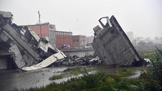 Γένοβα: Φόβοι για δεκάδες νεκρούς από την κατάρρευση της οδογέφυρας