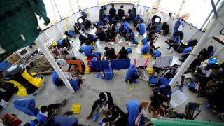 «Διαθέσιμη» η Πορτογαλία για να υποδεχθεί μετανάστες του Aquarius