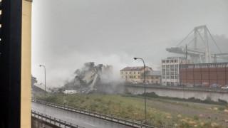 Τραγωδία στη Γένοβα: Δεκάδες νεκροί από την κατάρρευση οδογέφυρας