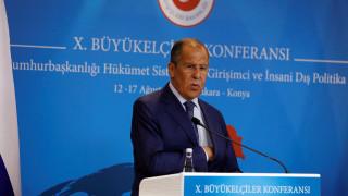 Λαβρόφ: Το δολάριο θα αποδυναμωθεί ως διεθνές νόμισμα συναλλαγών