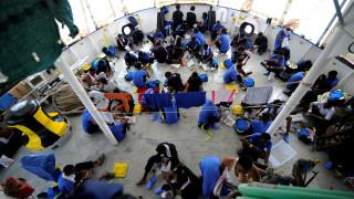 Πέντε χώρες θα δεχτούν τους 141 μετανάστες του Aquarius