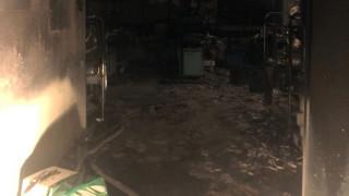 Σκηνές χάους από φωτιά σε νοσοκομείο στα Κανάρια Νησιά