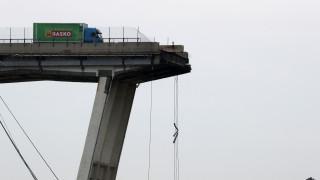 Η μαρτυρία του ανθρώπου που κατά λάθος κατέγραψε την κατάρρευση της γέφυρας