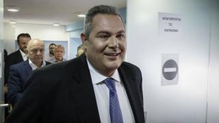 Το tweet του Π. Καμμένου για την απελευθέρωση των δύο Ελλήνων στρατιωτικών