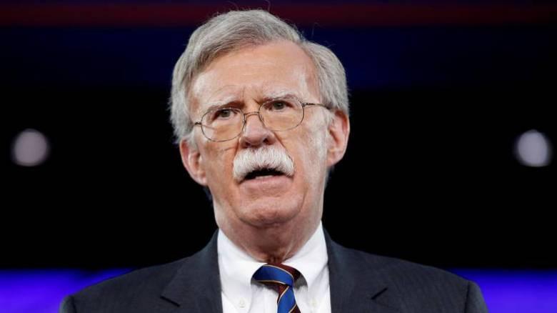 ΗΠΑ: Επαφές με αξιωματούχους της Ρωσίας θα έχει στη Γενεύη ο Τζον Μπόλτον