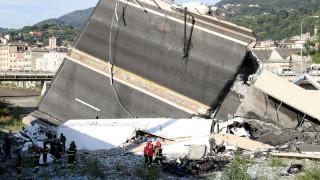 Γένοβα: Δεκάδες νεκροί, αγωνιώδεις προσπάθειες για εντοπισμό επιζώντων
