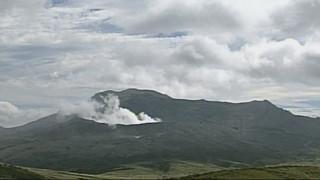 Ιαπωνία: Φόβοι για ηφαιστειακή έκρηξη στο νησί Κουτσίνοεραμποτζίμα