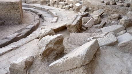 Το ελληνιστικό θέατρο του Ακράγαντα «αναδύεται» μέσα από τη σικελική γη