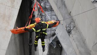 Γένοβα: Αυξάνεται ο αριθμός των νεκρών από την κατάρρευση της γέφυρας