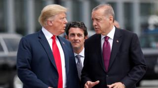 Εκπρόσωπος Ερντογάν: Τα προβλήματα με τις ΗΠΑ θα λυθούν