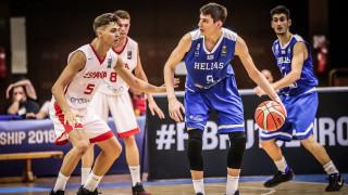 Εθνική Παίδων: Ήττα από την Ισπανία