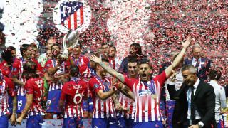 Super Cup Ευρώπης: Η Ατλέτικο νικήτρια του «μαδριλένικου εμφυλίου» με τη Ρεάλ
