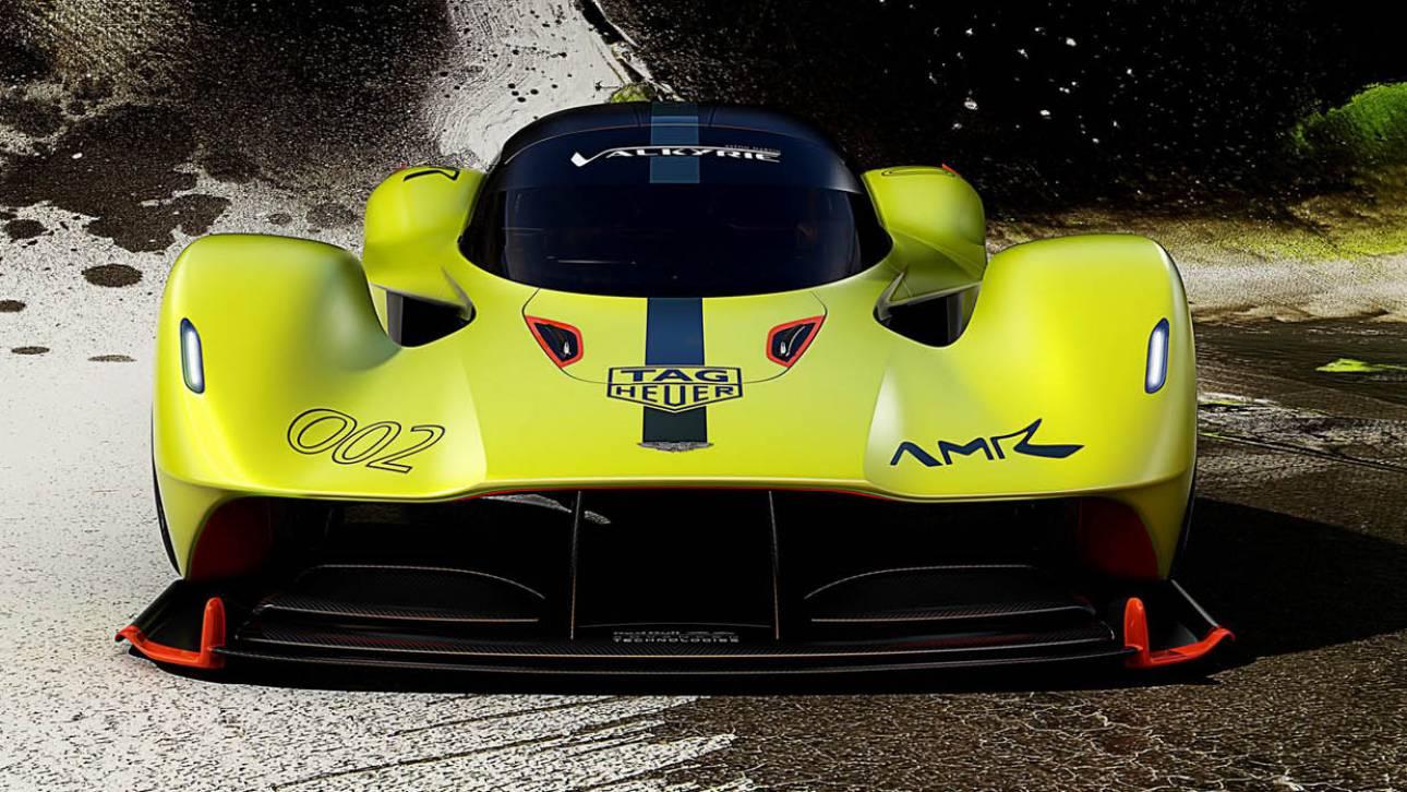 Αυτοκίνητο: Η Aston Martin Valkyrie Pro θα τα βάζει μέχρι και με μονοθέσιο της Φόρμουλα 1