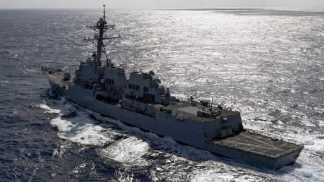 Βρέθηκε ο υγρός τάφος δεκάδων ναυτών του USS Abner Read