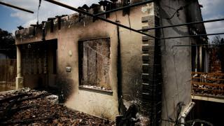 Αυτοψίες σε «κόκκινα» κτήρια σε Μαραθώνα, Ραφήνα και Κινέτα