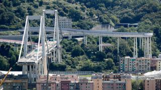 Κομισιόν: Είχαμε ενθαρρύνει την Ιταλία να επενδύσει στις υποδομές της