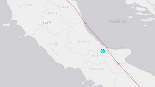 Ισχυρή σεισμική δόνηση στην Ιταλία